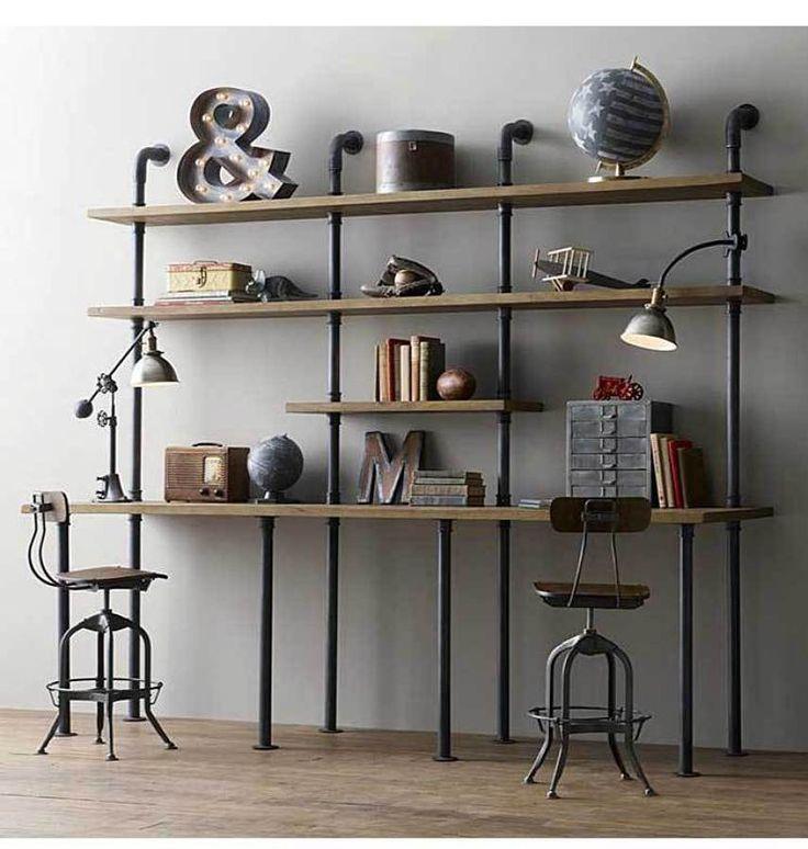 17 mejores ideas sobre dormitorio con biblioteca en pinterest ...