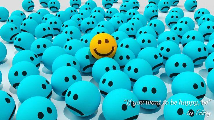 Empezando la semana 3 con alegría: Felicidad