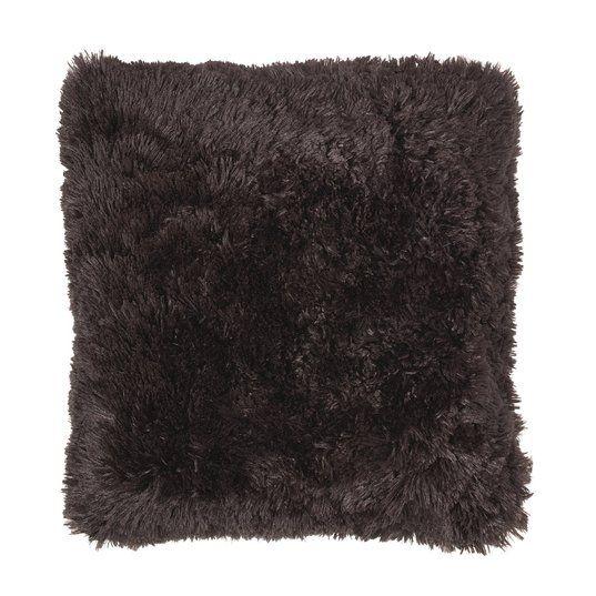 "Poduszka ""Cuddly Black"", 45x45 cm"