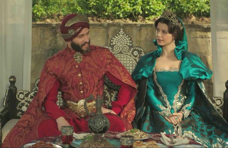 Sultan Ahmed ve Kosem Sultan