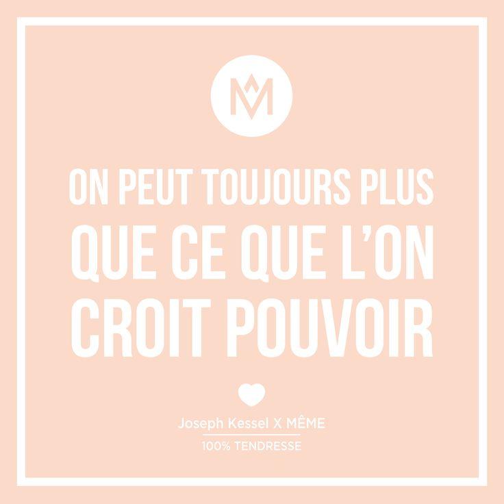 [TENDRESSE] Soyez toujours aussi tenaces, vous êtes si courageuses  Belle semaine à toutes ! #fightcancer #cancer #MEME #memecosmetics #octobrerose #pouvoir # toujoursplus #quote #inspirationalquote #citationdujour #josephkessel