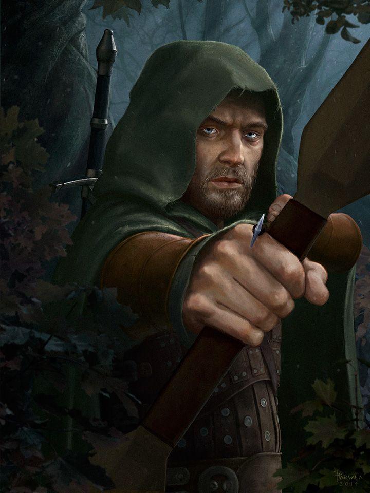 """""""Nelvan"""", 2014. © Tin Man Games Ltd.  #fantasy #illustration"""