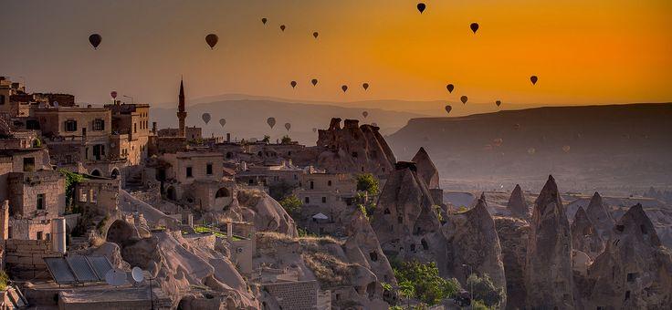 Turkey   Cappadocia / Kapadokya
