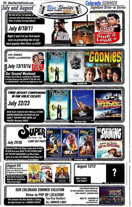 Vail colorado movie theaters