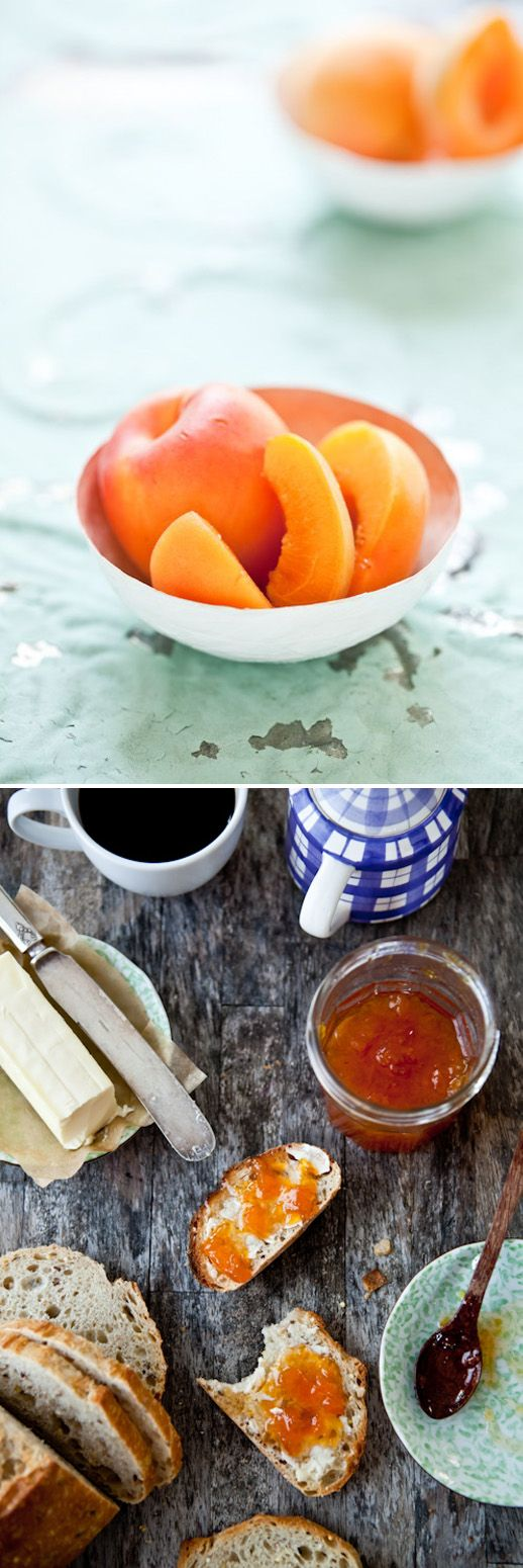 Lavender infused apricot jam. I am making it in the morning. My ...