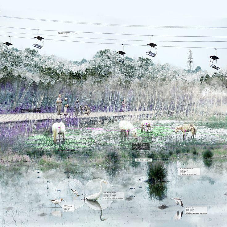 Yufei Li (2014): Winged Migration, via pr2014.aaschool.ac.uk