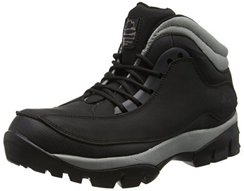 Groundwork Gr386, Unisex Adults Safety Boots, Black, 8 UK (42 EU) Groundwork New Branded Mens Work Safety Boots Ankle Steel Toe Cap Footwear Work Trainers Hiking Shoes Petrol Oil Acid andamp