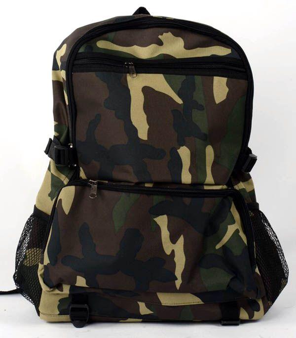 Рюкзак камуфляжный, 35л