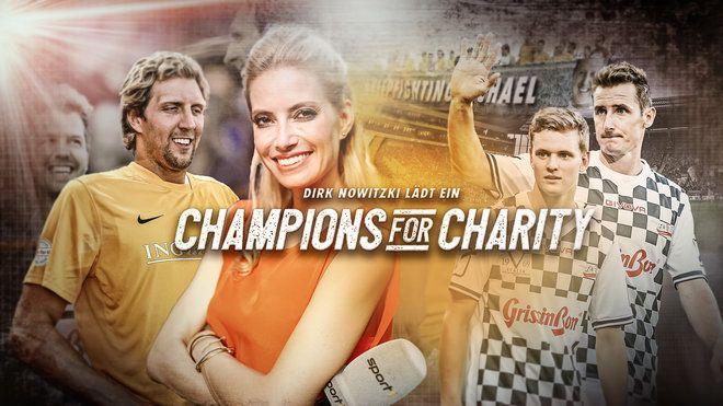 Champions for Charity zu Ehren von Michael Schumacher LIVE auf SPORT1