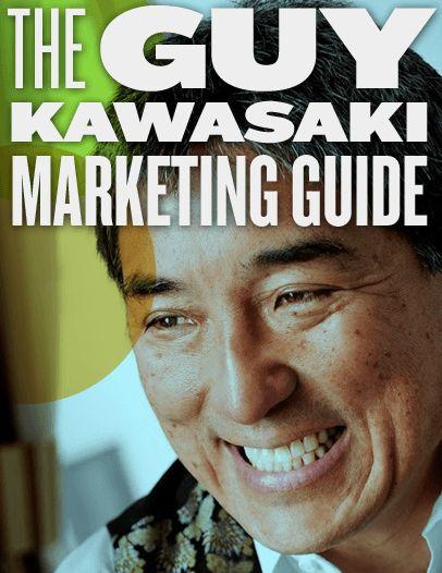 The Guy Kawasaki Marketing Guide and many more - thanks HubSpot