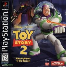 Disney Pixar's Toy Story 2: Buzz Lightyear to the Rescue!