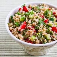 Healthy and Tasty Quinoa Sides