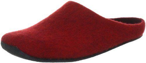 MagicFelt JU 720, Unisex-Erwachsene Pantoffeln, Rot (rubin 4823), 36 EU (3.5 Erwachsene UK) - http://on-line-kaufen.de/magicfelt/36-eu-magicfelt-ju-720-unisex-erwachsene-8