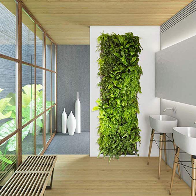 Amazon.com: Meiwo 7 Pocket Hanging Vertical Garden Wall Planter ...