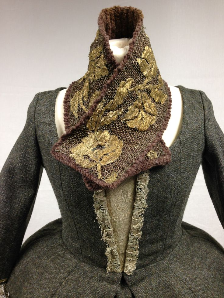 Terry Dresbach shares Lettitia's costumes from Outlander on Starz