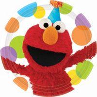 Elmo Party Supplies - Elmo Birthday Party- Party City