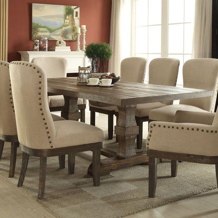 Acme Furniture Landon Rectangular Dining Table   ACM1235