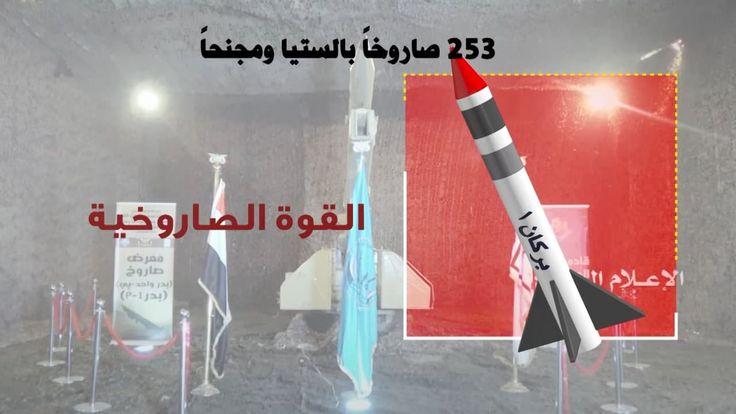 انفوجرافيك الحصاد العسكري اليمني في عام 2020م In 2021 Yemen