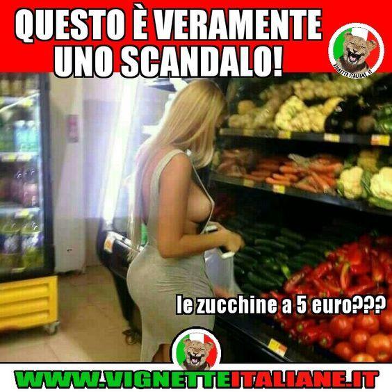 * La frutta più cara (www.VignetteItaliane.it)