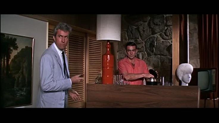Rik Van Nutter as Felix Leiter in Thunderball