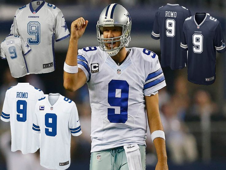 Dallas Cowboys #9 Tony Romo jersey Top jersey for sale contact us: jerseystops@gmail.com #DallasCowboysNFLJerseys #DallasCowboys #TonyRomo #TonyRomojersey #nfljerseystypes #nfljerseyscheap #nfljerseyswholesale