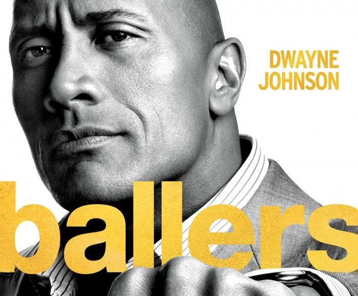 "Ballers (HBO-June 21, 2015) a TV Series created/written by Steve Levinson, directed by Peter Berg. Stars: Dwayne Johnson, Omar Benson Miller, Rob Corddry, John David Washington, Troy Garity, Donovan Carter, Jazmyn Simon, Taylor Cole, LeToya Luckett, Carmelo ""Q"" Oquendo, Ella Thomas, and Sanai L. Johnson. Producers: Mark Walberg, Evan Reilly, Rob Weiss, Danny Garcia, Peter Sussman, Karyn McKarthy. A series centered on a group of football players, their families, friends, and handlers."
