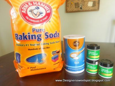 I love this easy all natural drain cleaner recipe! All you need is baking soda…