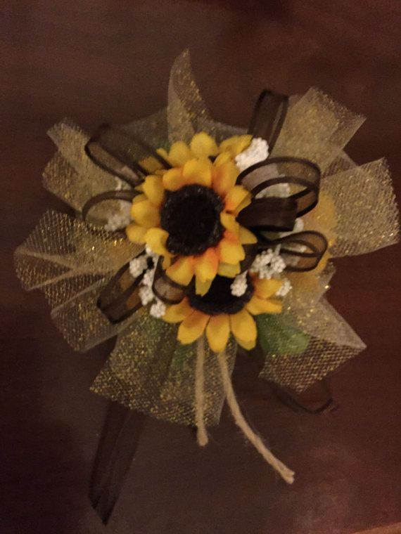 Best 25 Sunflower Corsage Ideas On Pinterest Sunflower