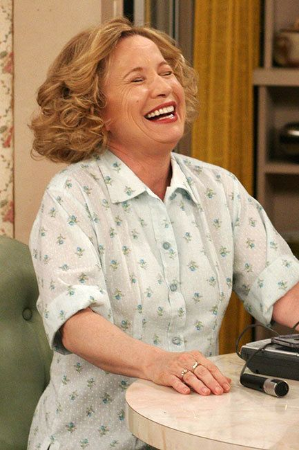 Kitty Forman loves to bake, cook, and clean, but most of all she loves smothe