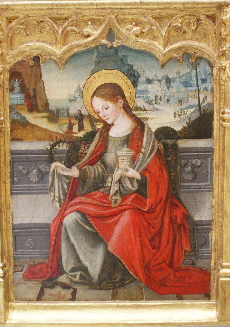 Santa Maria Magdalena by Meldelen on DeviantArt