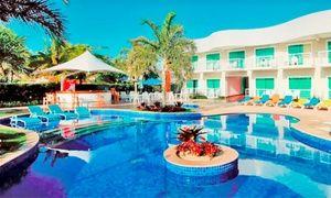 Groupon - Cabo Frio/RJ: até 5 noites para 2 pessoas + café da manhã no Paradiso del Sol Hotel em Cabo Frio. Preço da oferta Groupon: R$249