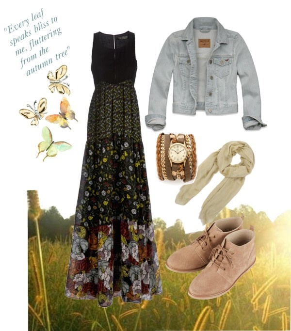 """""""Autumn Leaves"""" by g-dee on Polyvore"""