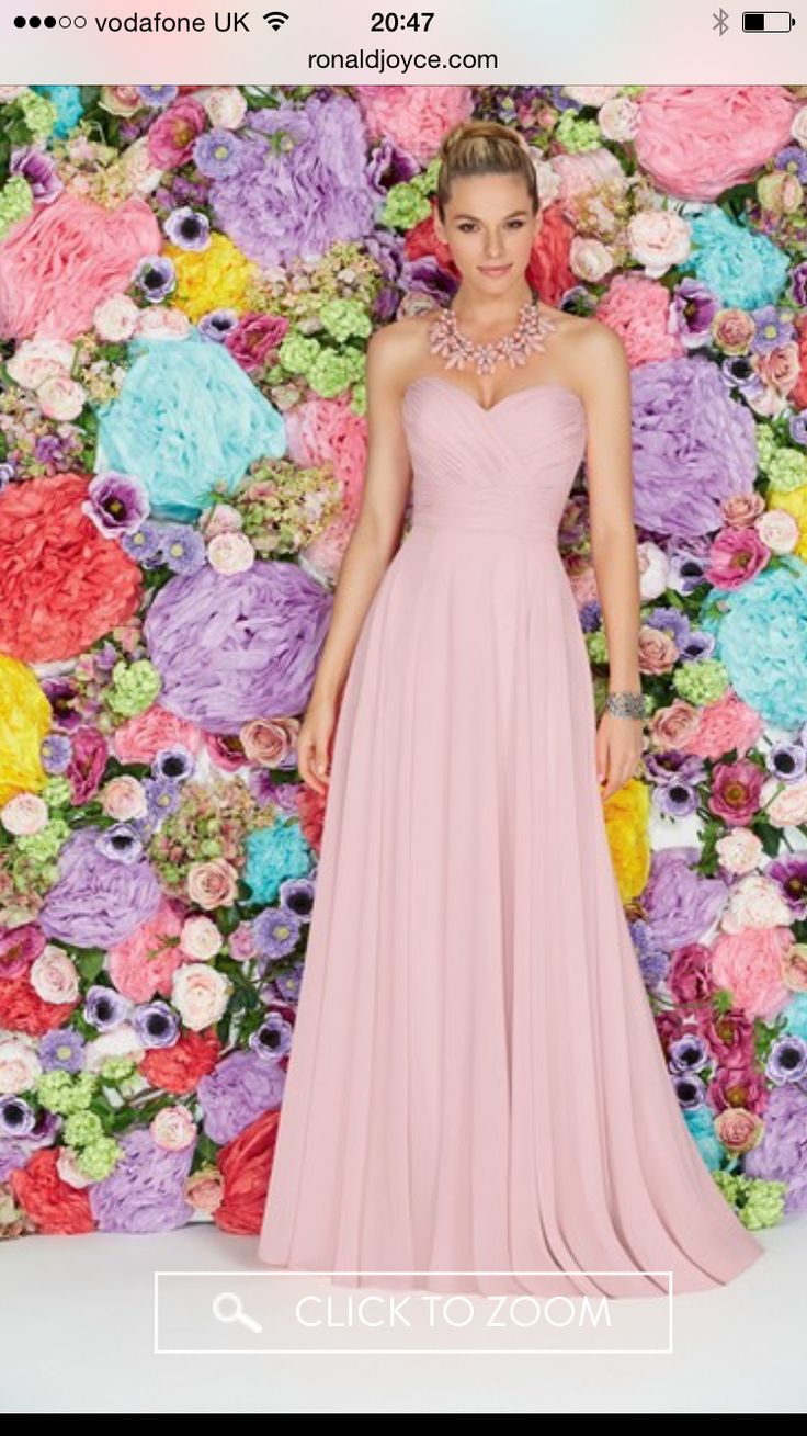 13 best bridesmaid dresses images on pinterest bridesmaids ronald joyce bridesmaid dress available from perfect day perfectdayni ombrellifo Images