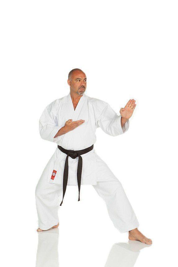 Ronin Brand Shiai Red label Brushed 14oz. Japanese Cut Karate Gi