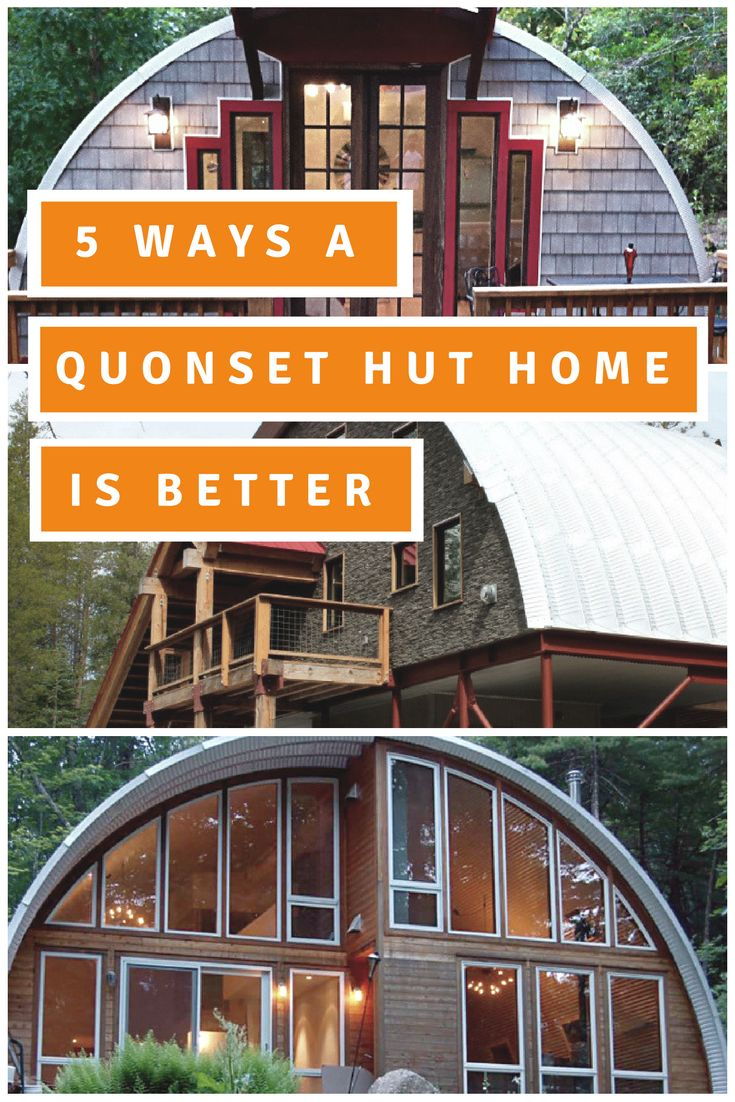 Why should you build a quonset hut home? Here are five good reasons.