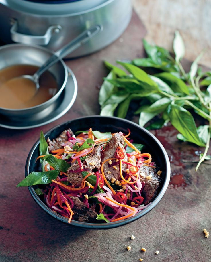 10 best our top 10 vietnamese dishes images on pinterest book tamarind beef and kohlrabi salad recipe from the food of vietnam by luke nguyen cooked forumfinder Gallery