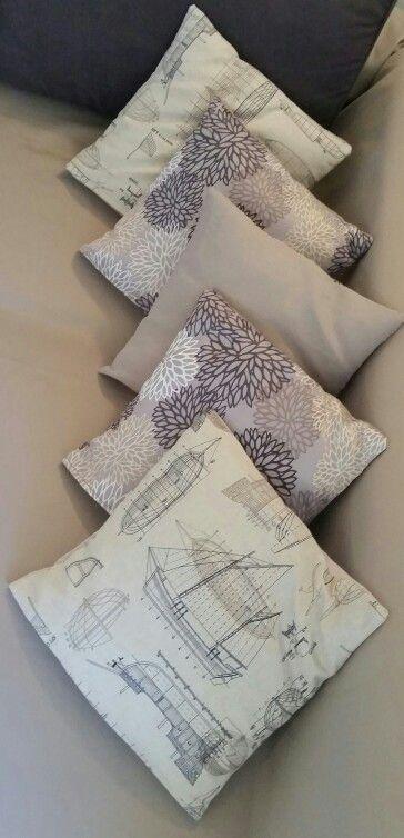i cuscini fatti a mano #Larina