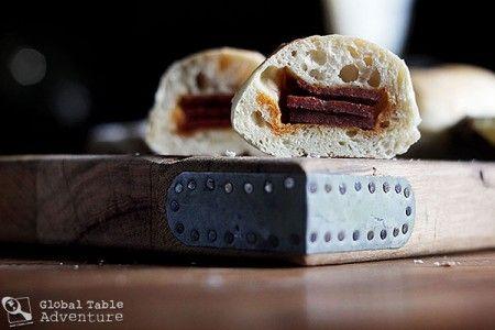 Chorizo Rolls | Pão com Chouriço | Recipe