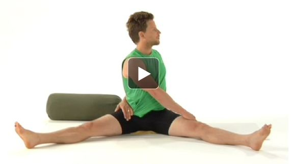 In this yin yoga video, connect with the warmth of the sun through long-held poses.