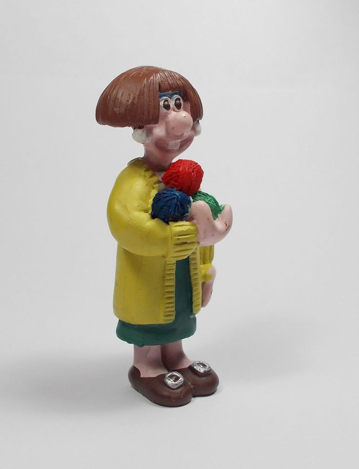 Details About Wallace Amp Gromit Wendolene Toy Figure
