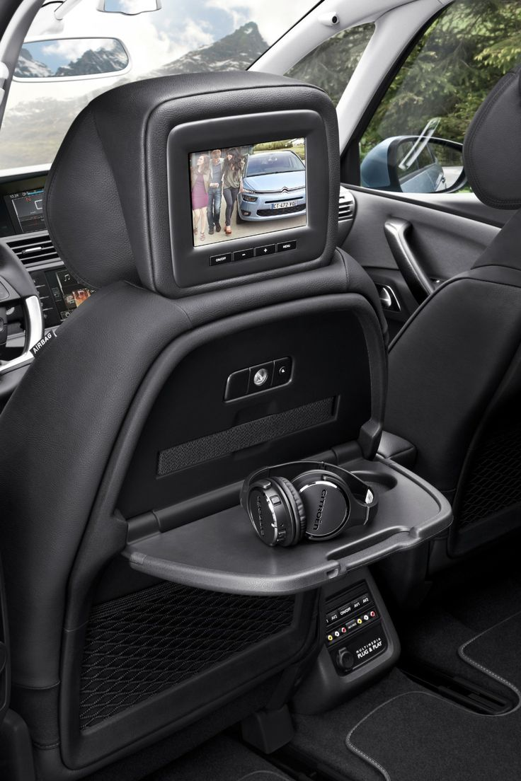 23 best citron grand c4 picasso images on pinterest photos citron grand c4 picasso interior vanachro Image collections