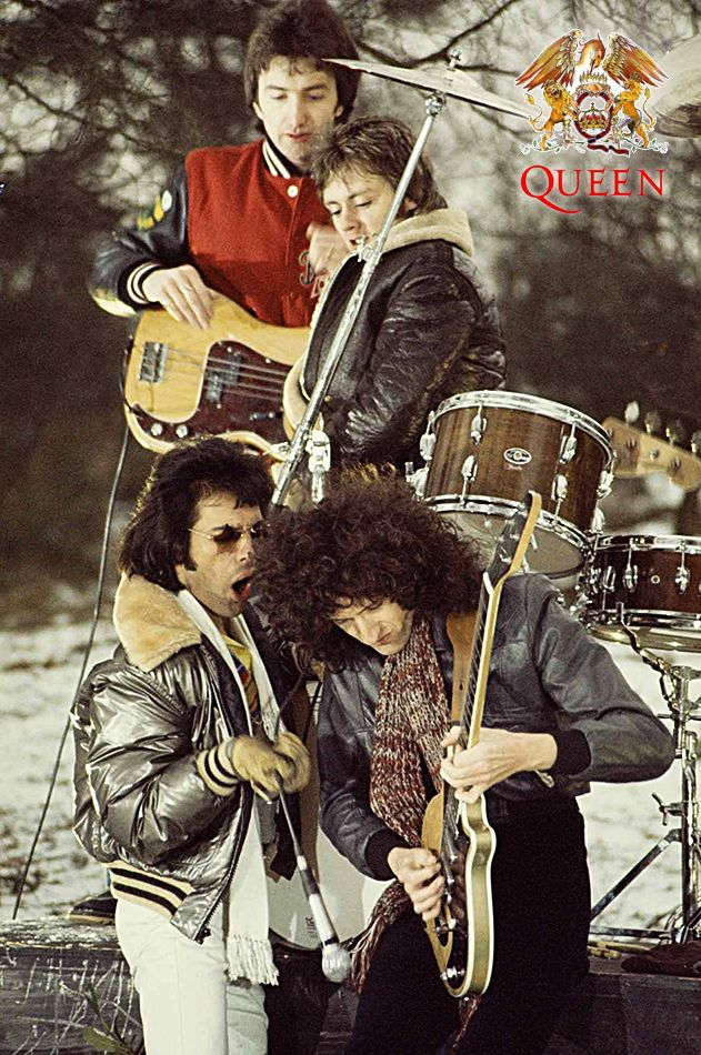 """""""Death on Two Legs (Dedicated to...)"""" is the opening track on Queen's  'A Night at the Opera' album. Most of the guitar parts on the song were initially played on piano by Mercury, to demonstrate to Brian May how they needed to be played on guitar."""
