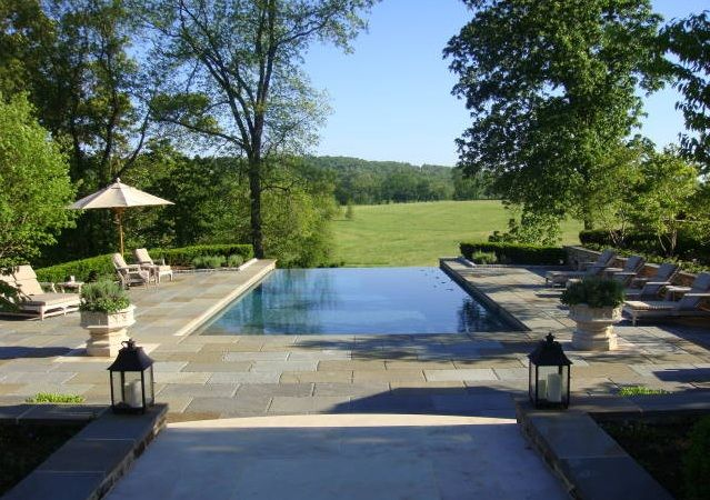 25 best ideas about infinity edge pool on pinterest - Invisible edge pool ...