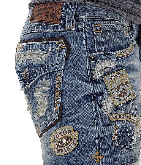 Affliction Black Premium Cooper Jean at Buckle.com
