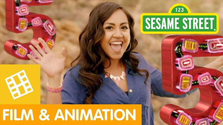 What messages does this portray about Australia?  Sesame Street: Five Kangaroos with Jessica Mauboy!