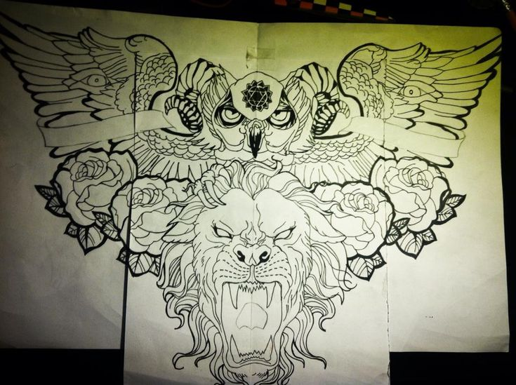 illuminati owl drawing - photo #19