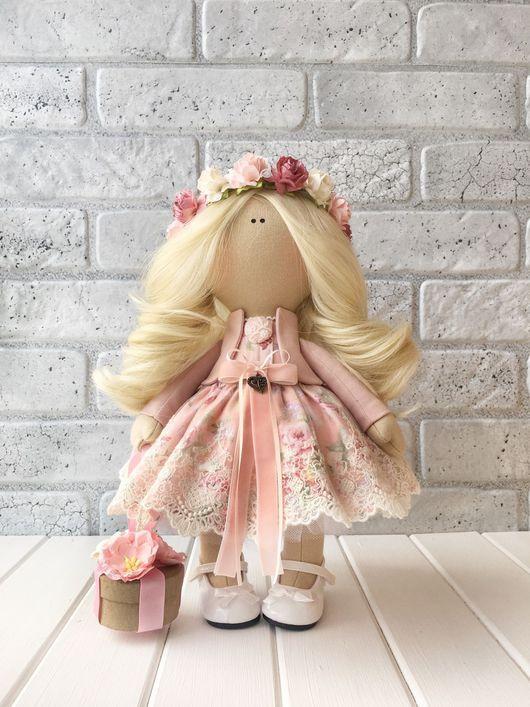 Коллекционные куклы ручной работы. Ярмарка Мастеров - ручная работа. Купить Кукла ручной работы Anabell.. Handmade. кукла интерьерная