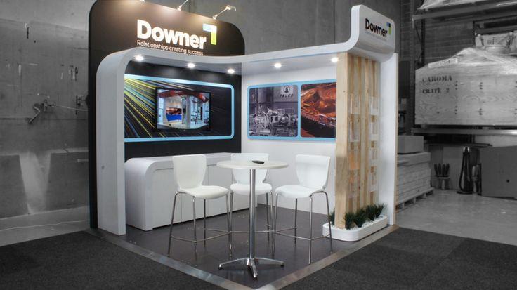 Downer Custom Display, 2015.