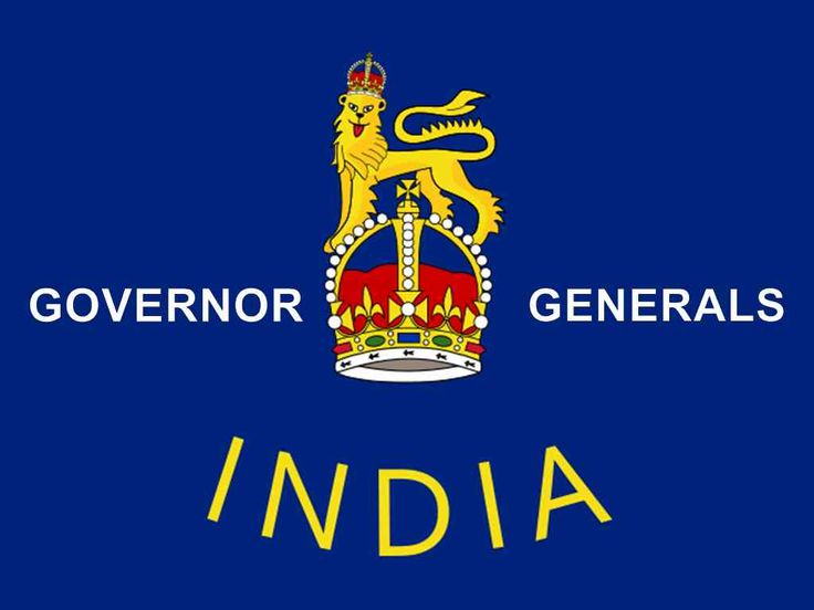 governor general of india (1833–58) governor general of india list year-wise :—– Lord W. Bentick (1833–35): First Governor-General of India. Macaulay's minutes on education were accepted declaring that English should be the official language of India. Abolished provincial courts of appeal and circuit set up by Cornwallis, appointment of Commissioners of revenue and circuit. Wars: …