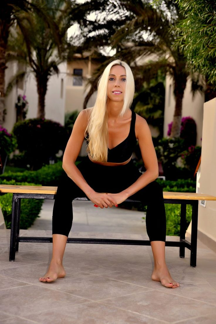 Jane Uhlig, Personal-Trainerin, Yoga-Trainerin, Fitness